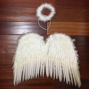 Angel Halloween Costume Pieces